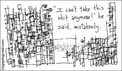 My favorite Gapingvoid cartoon